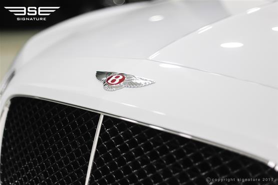 Bentley GT V8S Coupe Nose