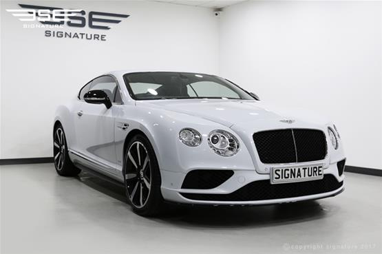 Bentley GT V8S Coupe Right Front View