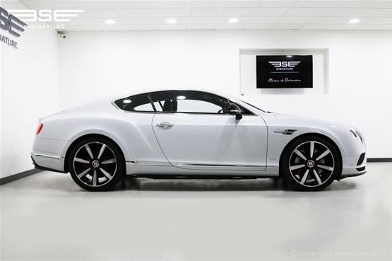 Bentley GT V8S Coupe Right View