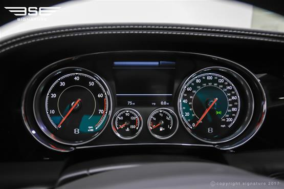 Bentley GT V8S Coupe Speedometer