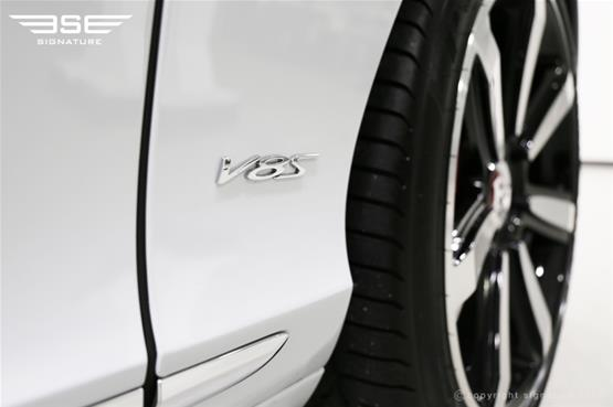 Bentley GT V8S Coupe Logo