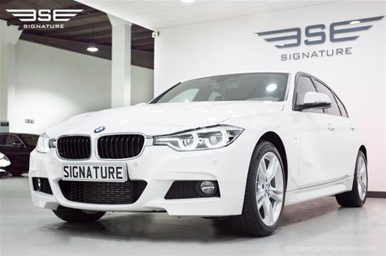 BMW 335d X Drive M Sport