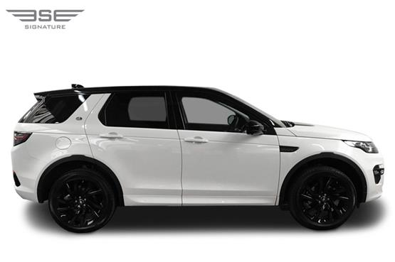 Land Rover Discovery Sport Right View
