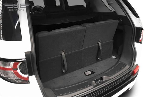 Land Rover Discovery Sport Boot Space 2 View