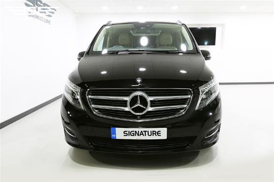 luxury-mercedes-v-class-front