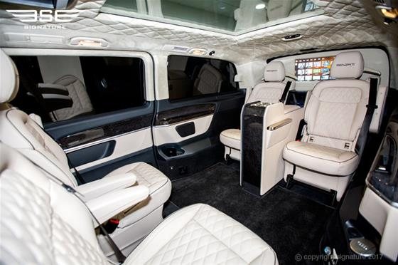 Mercedes Luxury V Class