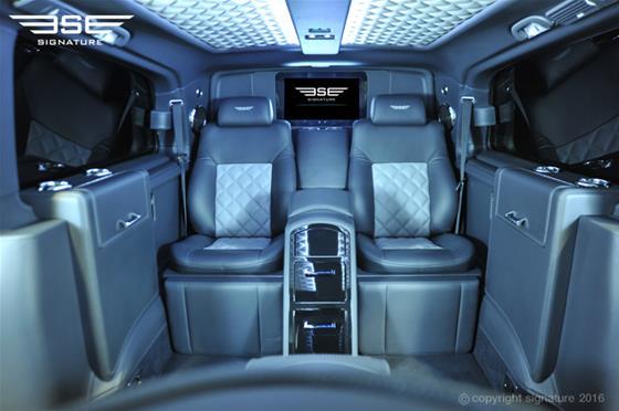 4 Seat Luxury Viano Ambiente 2.2 CDI