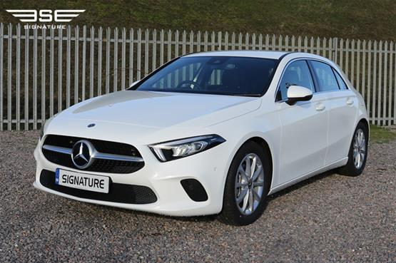 Mercedes A180 Sport Executive Car