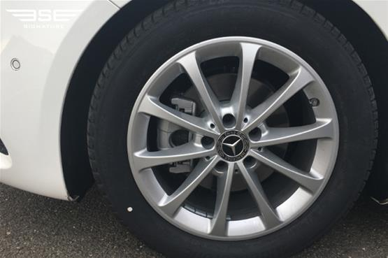 Mercedes A180 Sport Alloy Wheels