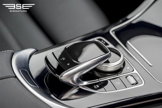 mercedes-GLC-220D-AMG-line-premium-plus-controls