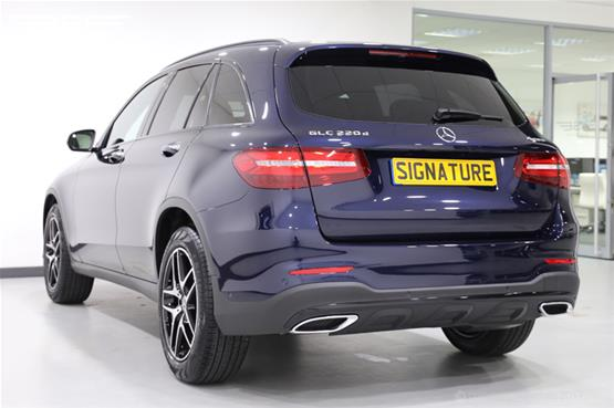 mercedes-GLC-AMG-line-side-rear