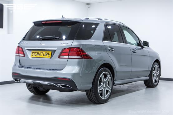 mercedes-benz-GLE-250-AMG-Line-rear-side