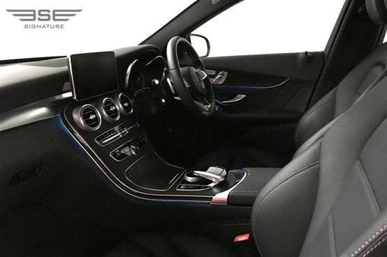 Mercedes C Class Front Seats
