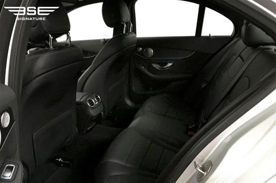 Mercedes C Class Rear Seats
