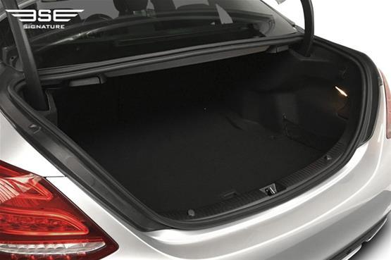 Mercedes C Class Boot Space