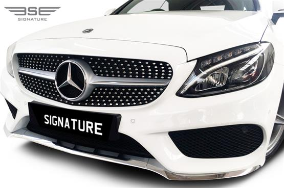 Mercedes C Class Convertible Front Grill