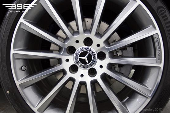 Mercedes C Class Cabriolet Alloy Wheel