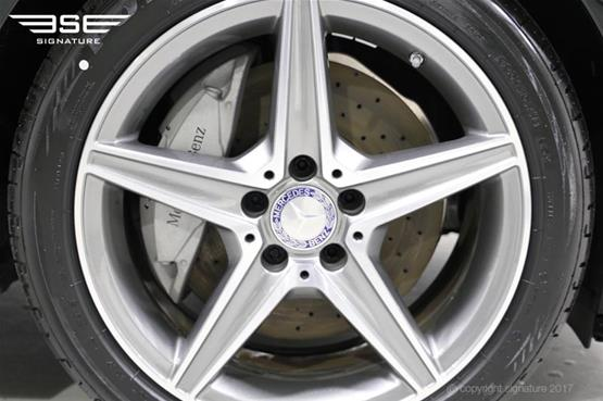 mercedes-c300h-amg-line-alloy-wheel