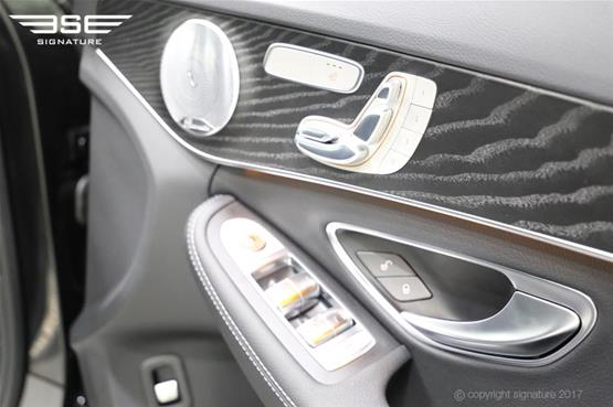 mercedes-c300h-amg-line-inside-door