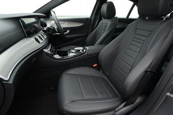 mercedes-e-350d-seats