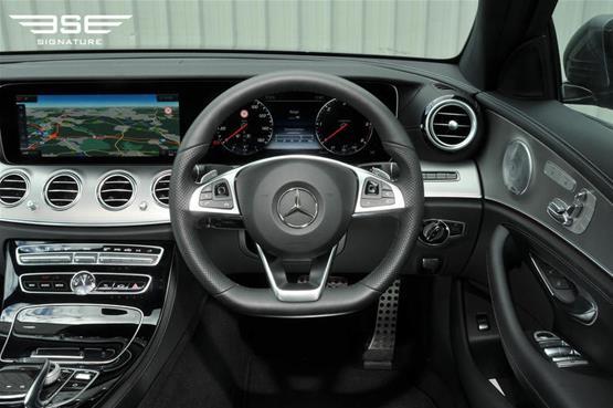 mercedes-e-350d-steering-wheel