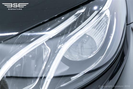 mercedes-e220d-amg-line-lights