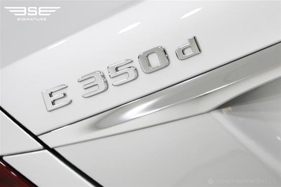 mercedes-e350d-amg-line-badge