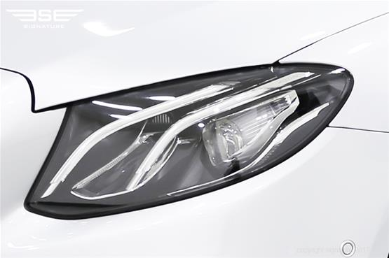 mercedes-e350d-amg-line-front-light