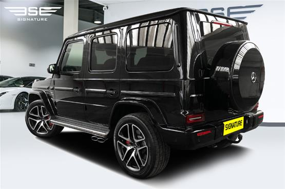 mercedes-g63-left rear view