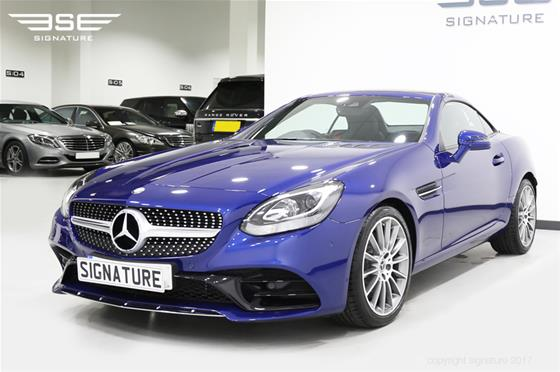 Mercedes-Benz SLC 250D AMG Roadster