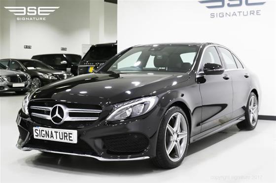 Mercedes-Benz C300h AMG Line Premium Plus