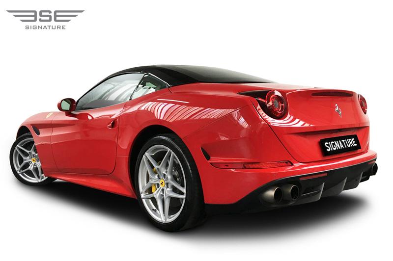 Hire a Ferrari California T in London - A Sleek Sporty ...