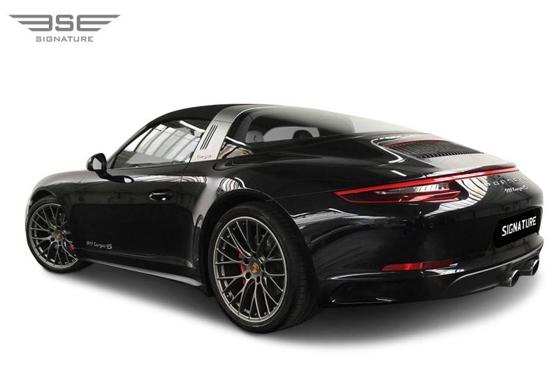 Hire Porsche 911 Targa 4s Signature Car Hire