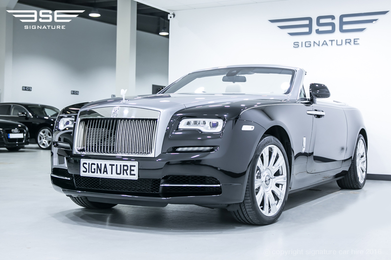 Rolls Royce Rental London | Self Drive Hire | Signature Car Hire