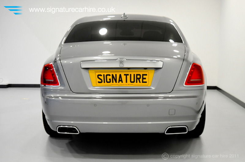 Rolls Royce Ghost 2011 for rent - Best price from ...