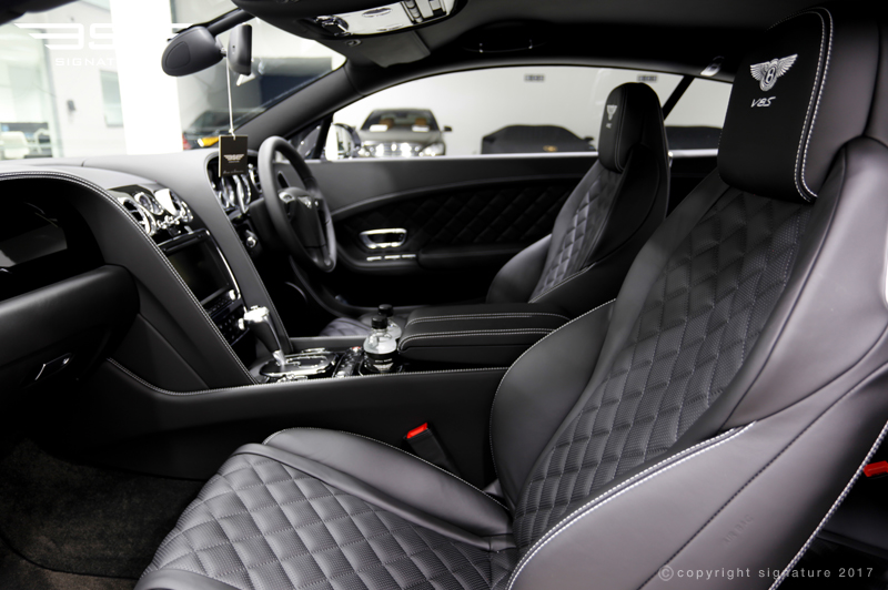 Hire Bentley Continental Gt V8s Luxury Coupe Signature