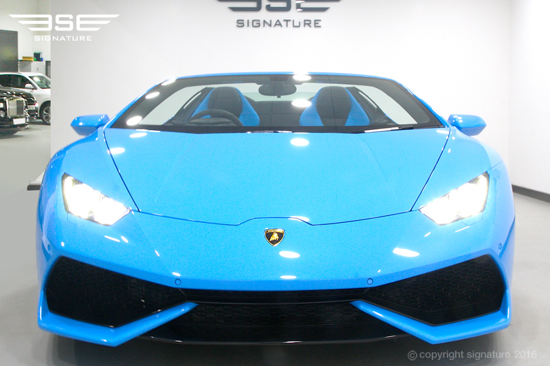 Lamborghini Huracan Spyder Hire The Ultimate Supercar In London