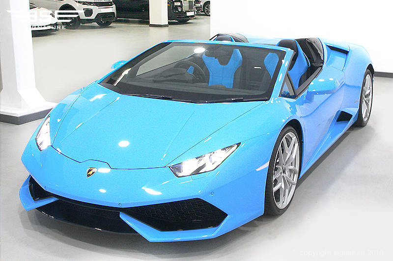 Lamborghini Huracan Spyder Hire The Ultimate Supercar In