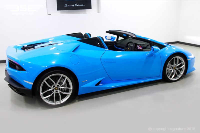 lamborghini huracan spyder hire the ultimate supercar in london. Black Bedroom Furniture Sets. Home Design Ideas