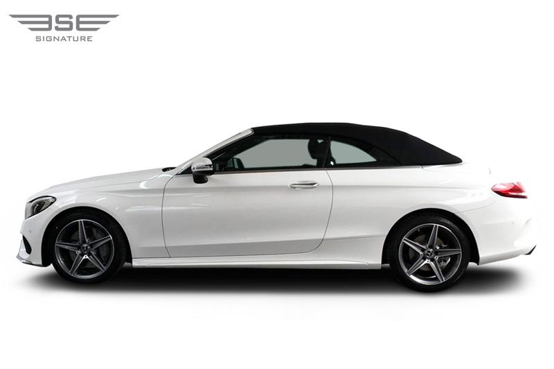 Hire mercedes c class convertible signature car hire - Mercedes c class coupe convertible ...