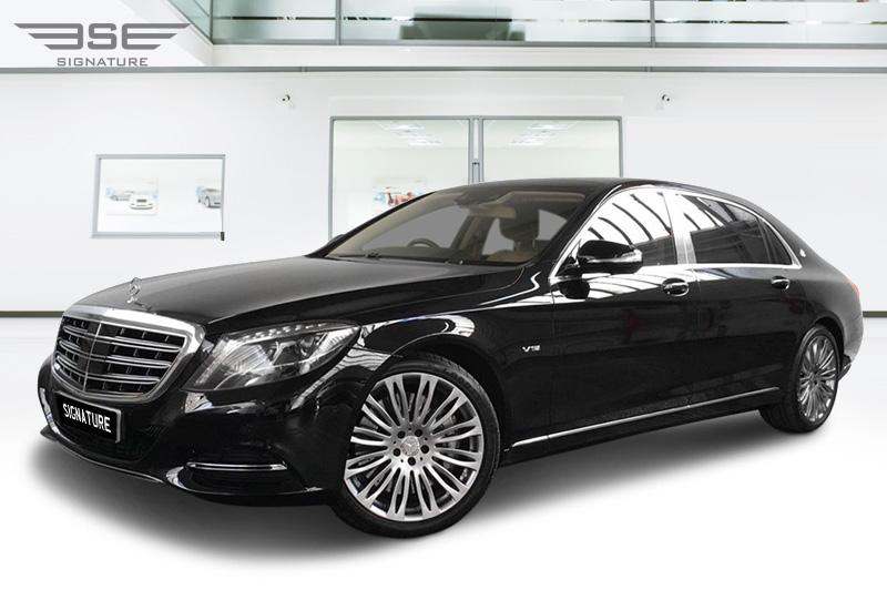 Hire Mercedes Benz Maybach S600 - Rent Luxurious Sedan ...