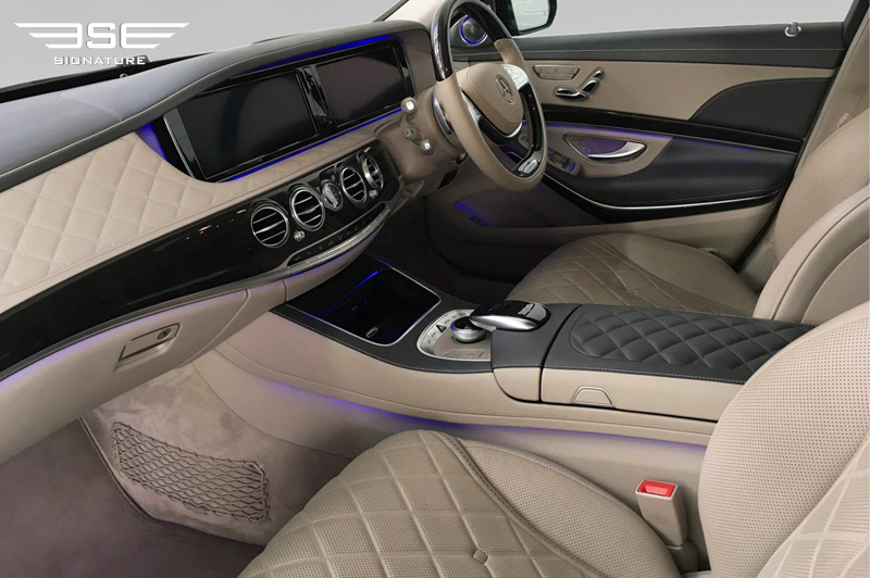 hire mercedes maybach s600 signature car hire. Black Bedroom Furniture Sets. Home Design Ideas