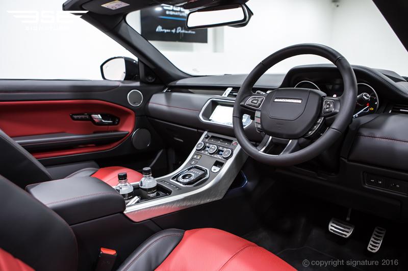 Range Rover Evoque Hse >> Range Rover Evoque Convertible Hse Dynamic Lux Black