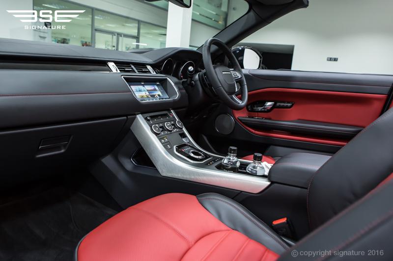 Range Rover Evoque Hse Dynamic Lux Hire Black