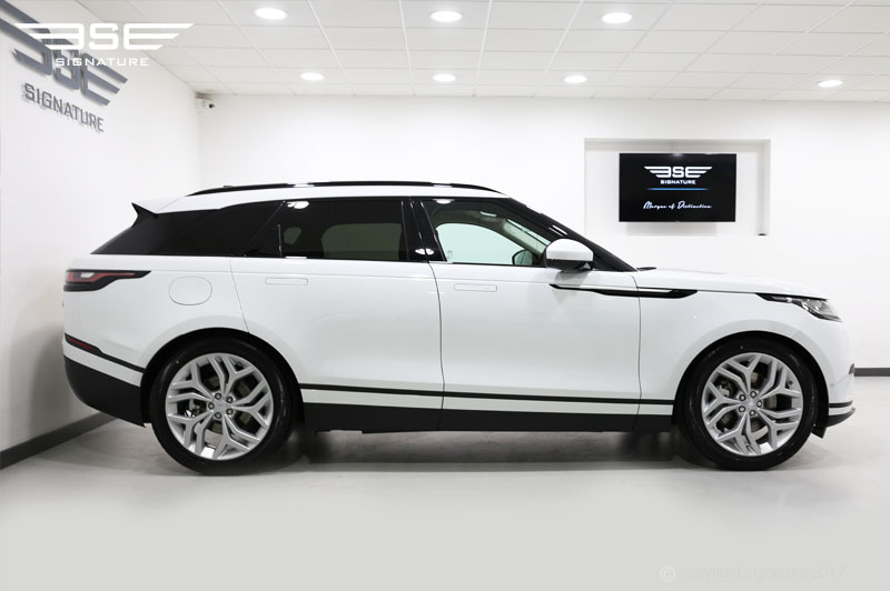 Hire Range Rover Velar 3.0 HSE - Signature Car Hire