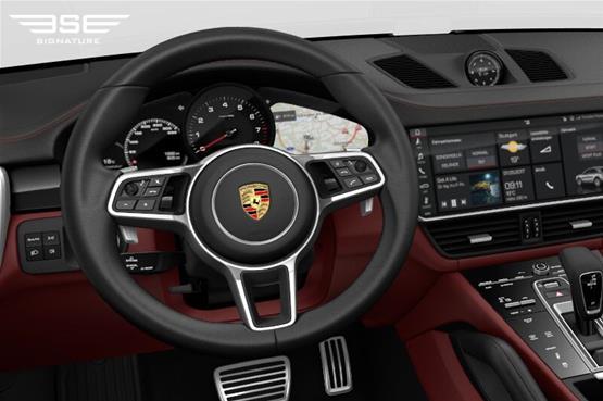 Porsche Cayenne S Steering Wheel