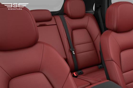 Porsche Cayenne S Seats