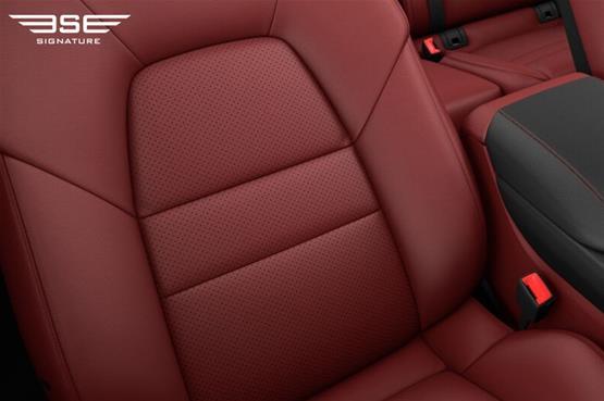 Porsche Cayenne S Driver Seat