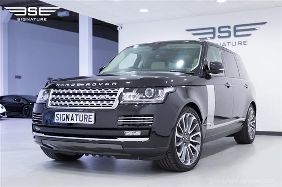New Range Rover Vogue 4.4 SDV8 Autobiography LWB