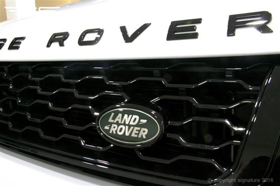 Range Rover Evoque Convertible HSE Dynamic LUX Front Grill